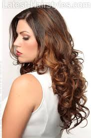 highlights underneath hair the 20 most delectable caramel highlights you ll ever see