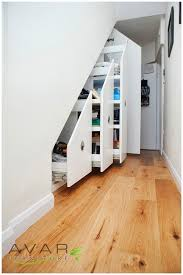storage solutions under stairs first pull out gallery andrea outloud