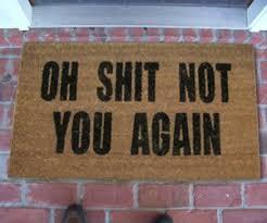 doormat funny funny doormats shut up and take my money