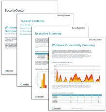 summary report template windows vulnerability summary report sc report template tenable