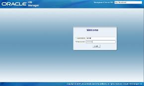ovm console oracle base oracle vm 3 0 1 installation