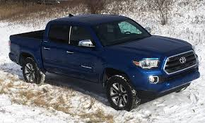 redesign toyota tacoma 2016 toyota tacoma design leaked early just a facelift and not a