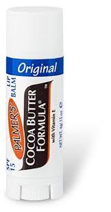 amazon com palmer u0027s cocoa butter formula lip balm 0 15 oz pack