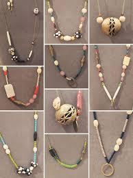 handmade bead necklace designs images Making beaded necklaces making it lovely jpg
