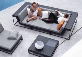 Contemporary Outdoor Sofa Modern Outdoor Garden Furniture Comfree Blogcomfree Blog