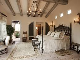 old world design ideas hgtv mediterranean bedroom and iron