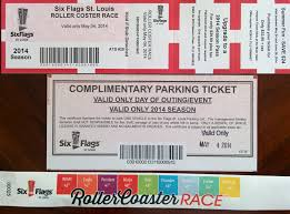 Season Pass Renewal Six Flags The Roller Coaster Race Six Flags St Louis Ptr Forums