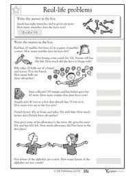 real world math worksheets free worksheets library download and