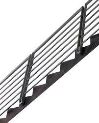 green oxen s epulum railing modern aluminum stairs railing