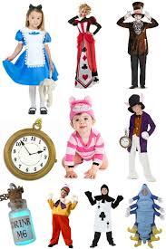 Halloween Costumes Alice Wonderland Remodelaholic Fun Family Halloween Costume Ideas
