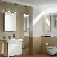 bathrooms design bathroom corner wall cabinet mirrored wall