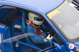 nissan skyline limited edition autoart 1 43 scale nissan skyline gt r r32 group a 1990 calsonic
