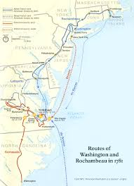 Road Map Of France by Washington U2013rochambeau Revolutionary Route Wikipedia