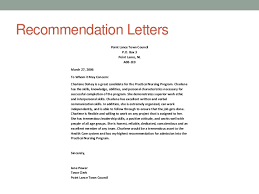 letter of recommendation for a student college admission
