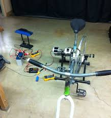 How To Make A Small Wind Generator At Home - make a bicycle powered generator in 9 steps treehugger