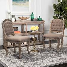 Safavieh Dining Chair Safavieh Eloise French Leg Dining Chair Set Of 2 8268053 Hsn