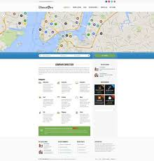web templates website templates directory listing website theme 15 best business directory html templates designssave com