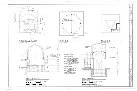 file floor plan radar plan d d plan e e section c c section