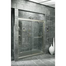 shower kohler shower bar horrifying kohler shower curtain rod