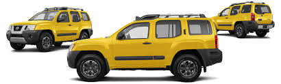 nissan xterra 2011 2015 nissan xterra 4x4 pro 4x 4dr suv 5a research groovecar