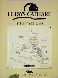 Carcassonne France Map by Pays Cathare Or The Noble Ruins Remembering The Cathar Heresy