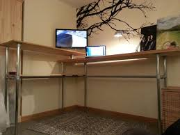 Stand Up Desk Ikea Hack by What To Consider About The Use Of Standing Height Adjustable Desk