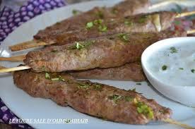 recette cuisine iranienne brochette iranienne kebab koobideh le sucré salé d oum souhaib