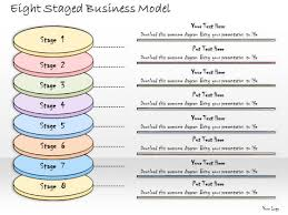 business model design powerpoint templates backgrounds