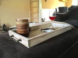 wooden tv tray ottoman tray custom wooden ottoman tray