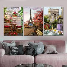 online buy wholesale paris framed art from china paris framed art