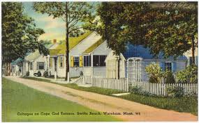 cottages on cape cod terrace swifts beach wareham mass