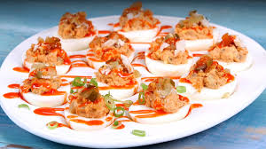 easy deviled egg recipe ideas southern living