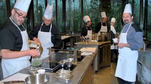 cours de cuisine chef étoilé école de cuisine de santé michel guérard sud ouest eugénie les