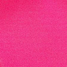 hot pink colour hot pink plain satin swatch by dqt
