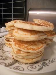 cuisiner sans oeufs recette de pancakes sans oeufs
