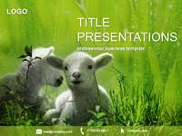 agriculture animals powerpoint templates imaginelayout com