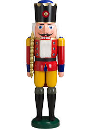 amazon com christmas nutcracker king red 40 inch home u0026 kitchen