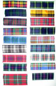 tartan ribbon polyester tartan ribbon by the metre proudly scottish