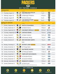 nfl thanksgiving schedule 2012 packerville u s a 2017 nfl schedule released