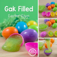 filled easter eggs gak collage jpg