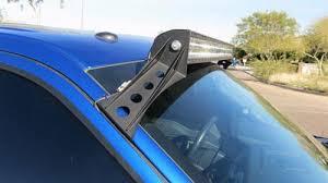 toyota tacoma light bar roof mount pin by jesse watson on taco goals pinterest led light bar mounts