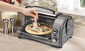 Hamilton Beach Toaster 4 Slice Toaster Oven Refurbished Groupon Goods