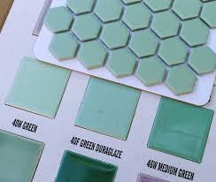 mint green tile bathrooms pinterest mint green bathroom tile tsc