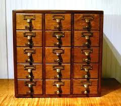 file cabinet for sale craigslist card catalog cabinet library card catalog cabinet with library card