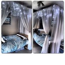 Draping Fabric Over Bed Diy Bed Canopy D I Y Pinterest Canopy Bedrooms And Room