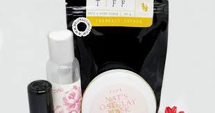 Scrub Tiff review tiff and sacre skin for acne series melia suciati