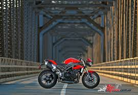2016 triumph speed triple launch review bike review