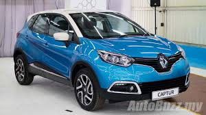 captur renault black renault captur ckd now on sale in malaysia same spec cheaper at