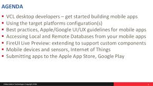 getting started building mobile applications for ios and android