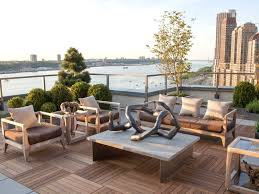Outdoor Patio Privacy Ideas by Roof 9 Delightful Bamboo Rooftop Deck Design Bamboo Seating